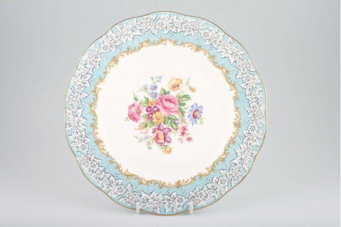 "Royal Albert Enchantment Dinner Plate 10 1/2"""