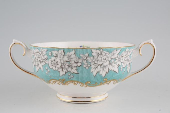 Royal Albert Enchantment Soup Cup Two handles