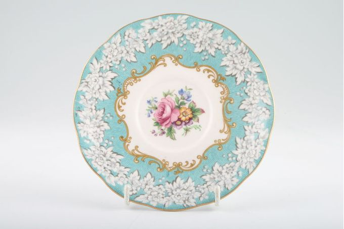 Royal Albert Enchantment Soup Cup Saucer 6 1/4""