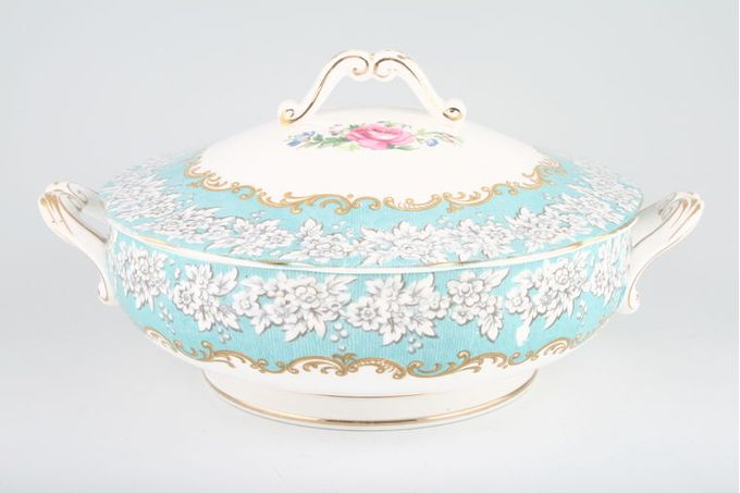 Royal Albert Enchantment Vegetable Tureen with Lid 10 3/4""