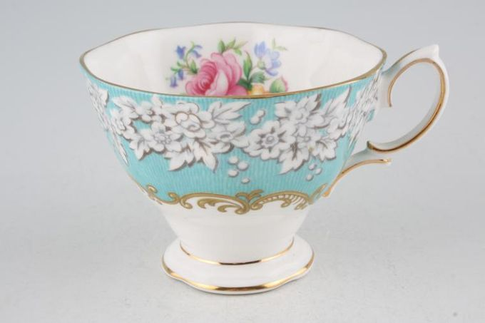 Royal Albert Enchantment Teacup 3 1/2 x 2 3/4""