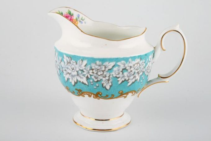 Royal Albert Enchantment Milk Jug Footed 1/2pt