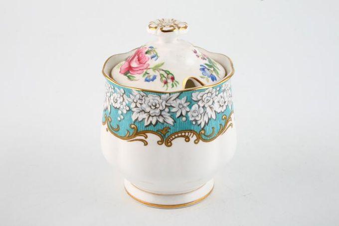 Royal Albert Enchantment Jam Pot + Lid