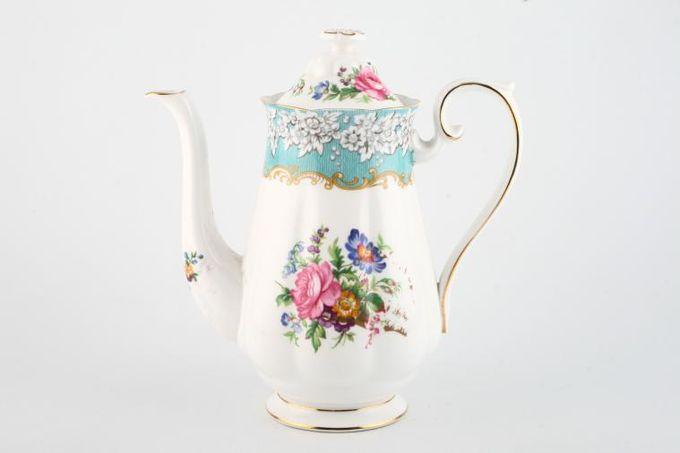 Royal Albert Enchantment Coffee Pot 1 1/2pt