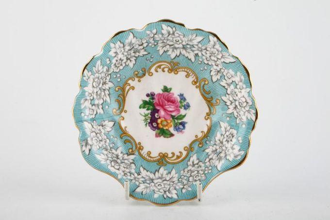 "Royal Albert Enchantment Dish (Giftware) Round - Fluted 4 3/4"""