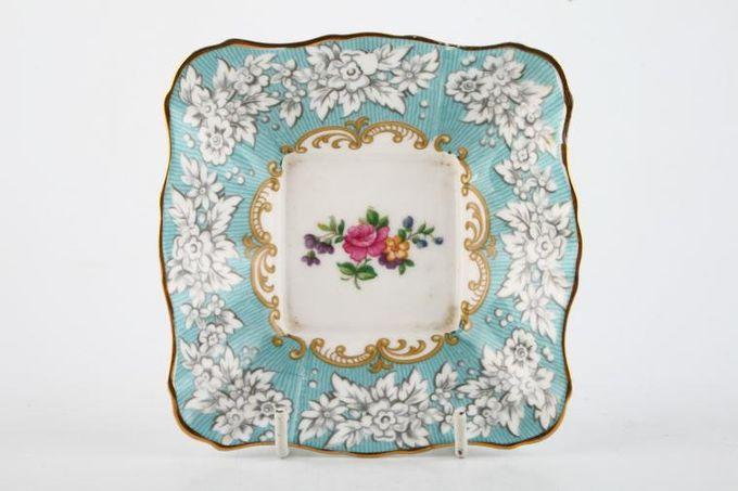 """Royal Albert Enchantment Dish (Giftware) Square 4 3/4"""""""