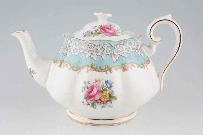 Royal Albert Enchantment Teapot 2pt