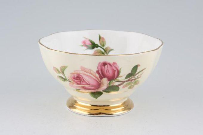 "Royal Albert English Beauty Sugar Bowl - Open (Tea) 4 3/4"""