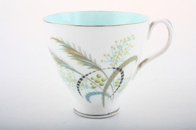 Royal Albert Festival Coffee Cup 3 x 2 3/4""