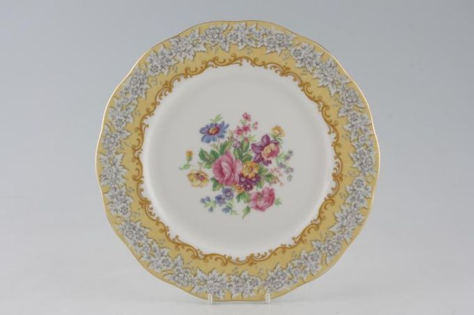 "Royal Albert Affection Dinner Plate 10 1/2"""