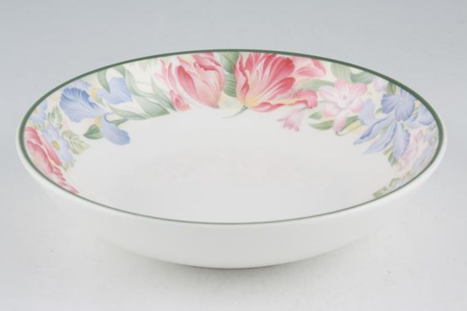 Royal Albert Fonteyn Oatmeal / Cereal / Soup no rim 7""