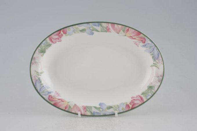 "Royal Albert Fonteyn Pickle Dish 8 1/4"""
