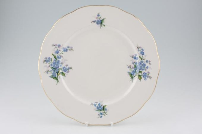 Royal Albert Forget-me-Not Dinner Plate 10 3/8""