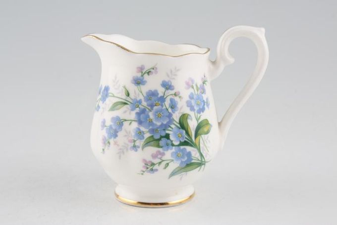 Royal Albert Forget-me-Not Cream Jug 1/4pt
