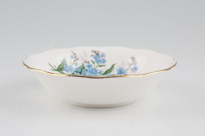 Royal Albert Forget-me-Not Fruit Saucer 5 1/4""