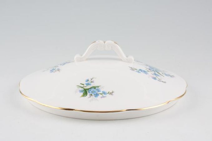 Royal Albert Forget-me-Not Vegetable Tureen Lid Only