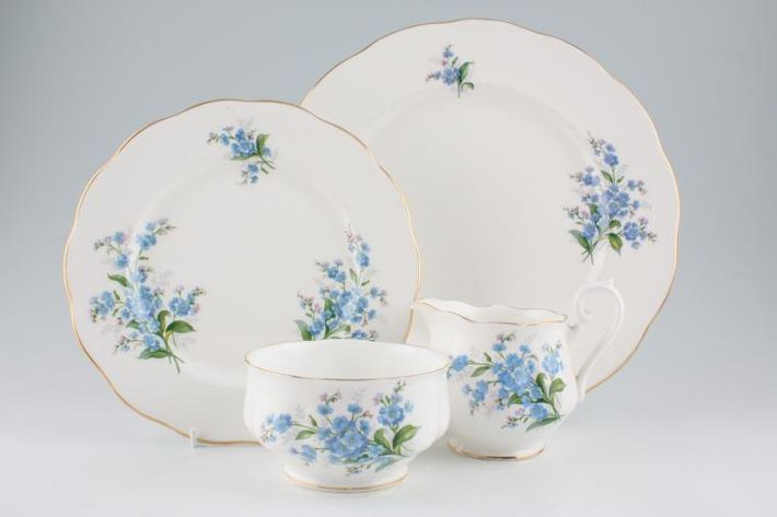 Royal Albert Forget-me-Not