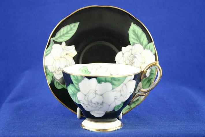 Royal Albert Gardenia - The