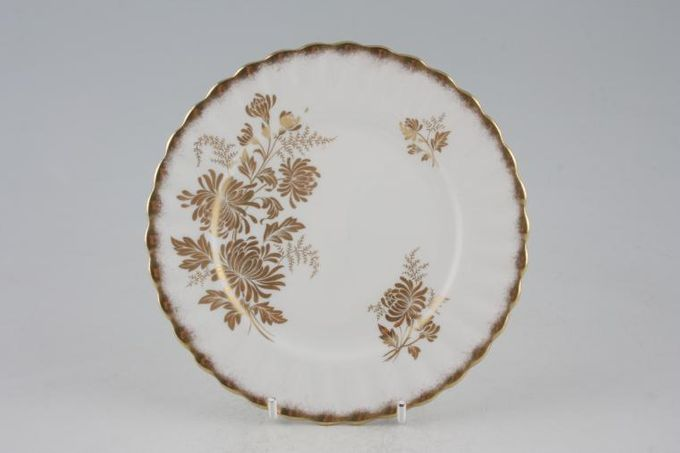 Royal Albert Golden Glory Tea / Side / Bread & Butter Plate 6 1/4""