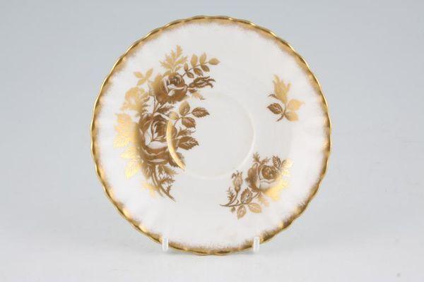 Royal Albert Golden Rose - Fluted