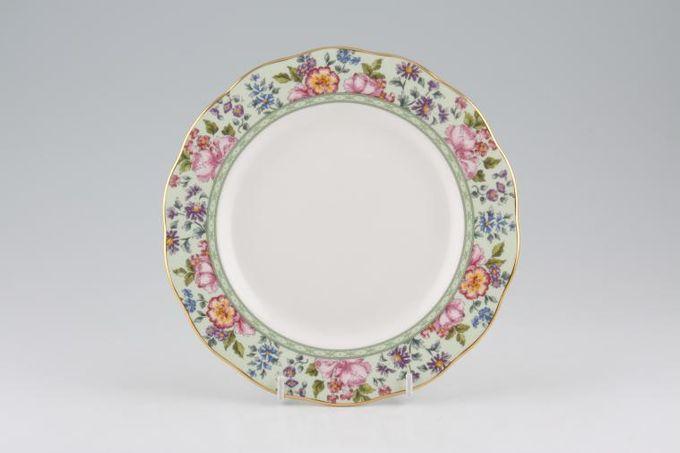 """Royal Albert Hartington Starter / Salad / Dessert Plate Accent 8 1/4"""""""