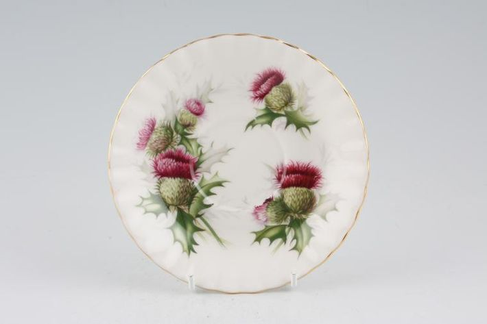 Royal Albert Highland Thistle