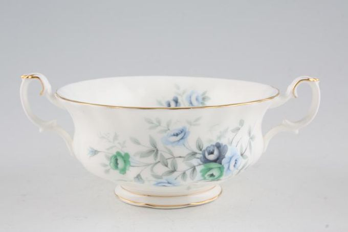 Royal Albert Inspiration Soup Cup 2 handles