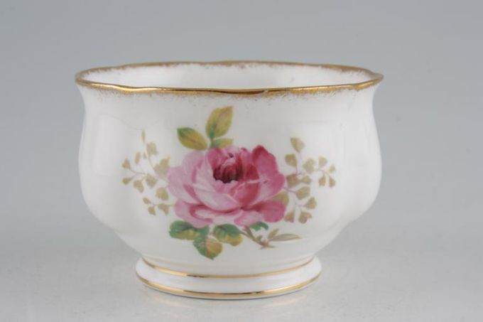Royal Albert American Beauty Sugar Bowl - Open (Coffee)