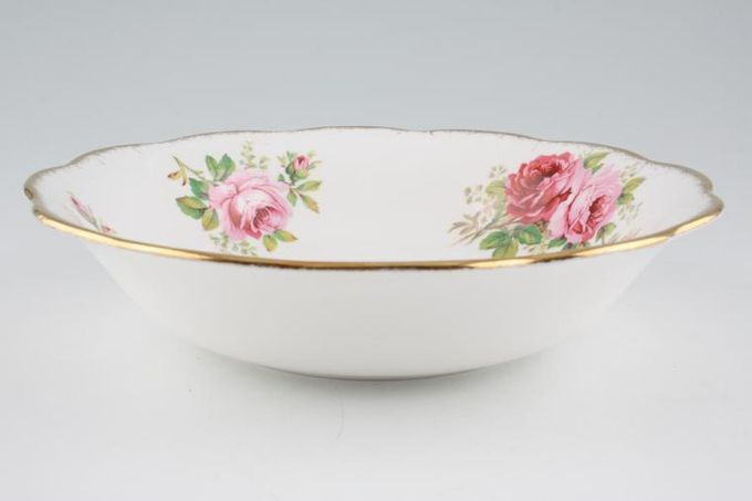 Royal Albert American Beauty Serving Bowl 9 1/2""