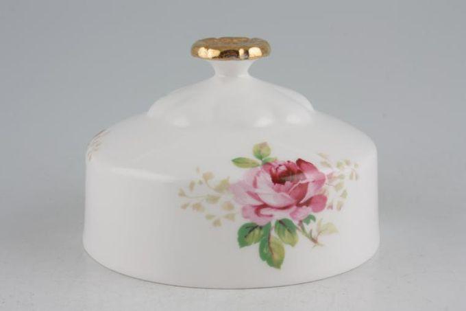 "Royal Albert American Beauty Muffin Dish Lid 4"""