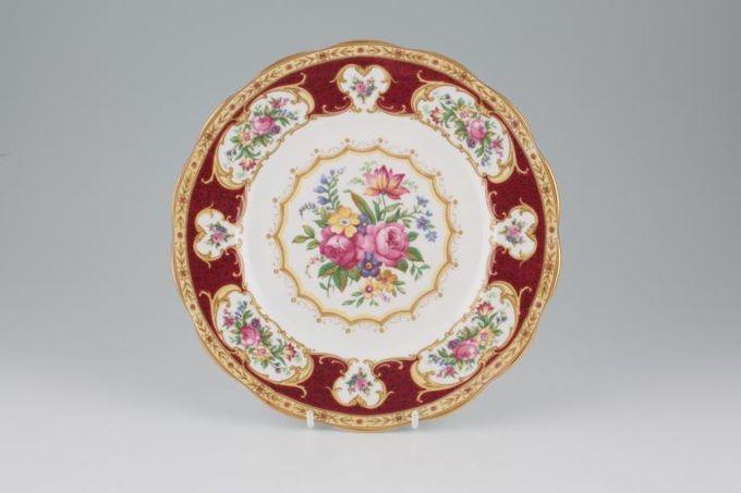"Royal Albert Lady Hamilton Dessert / Salad Plate Shades may very 8"""