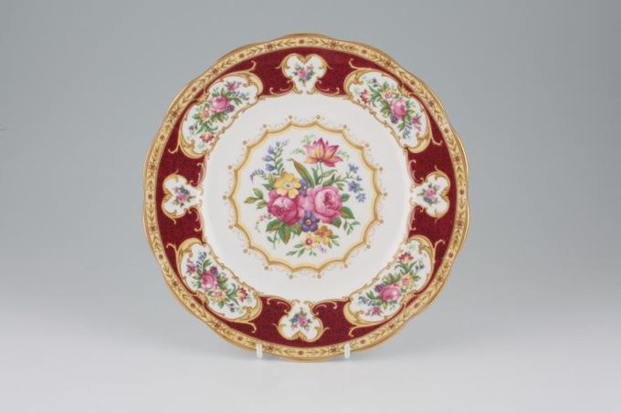 "Royal Albert Lady Hamilton Tea / Side / Bread & Butter Plate Shades may very 7"""