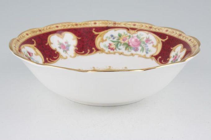 "Royal Albert Lady Hamilton Oatmeal / Cereal / Soup 6 1/4"""