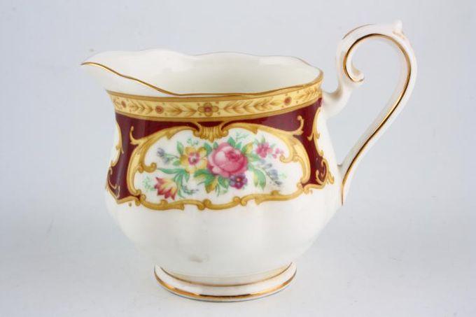 Royal Albert Lady Hamilton Milk Jug Rounded Bottom 1/2pt