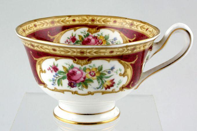 """Royal Albert Lady Hamilton Teacup Peony 3 3/4 x 2 3/8"""""""