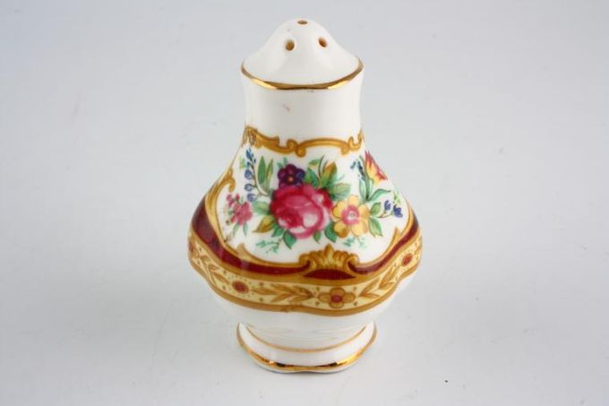 Royal Albert Lady Hamilton Pepper Pot 9 holes
