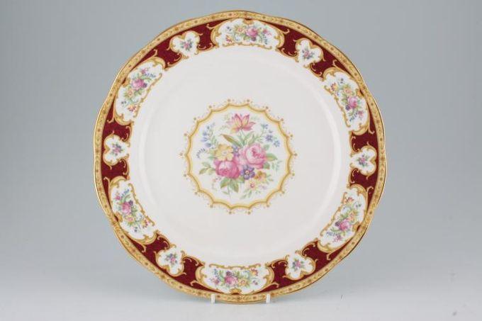 "Royal Albert Lady Hamilton Platter Round 12"""