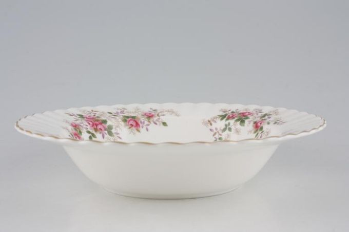 Royal Albert Lavender Rose Rimmed Bowl 8""