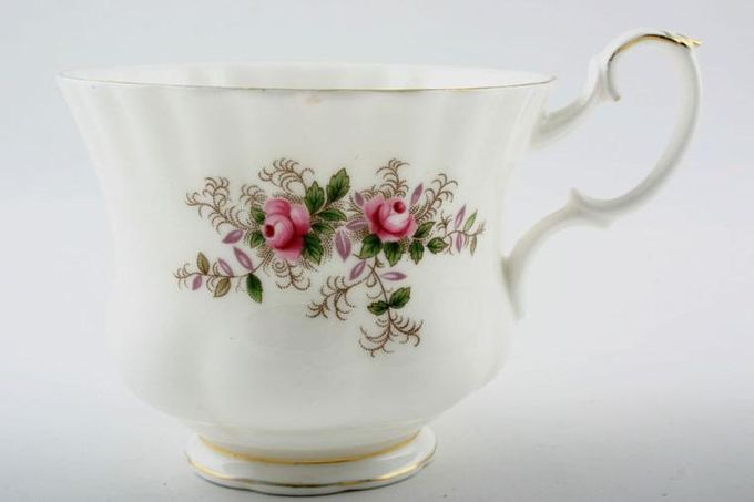Royal Albert Lavender Rose Breakfast Cup 3 7/8 x 3 1/8""