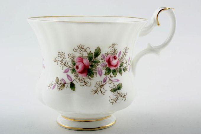 "Royal Albert Lavender Rose Coffee Cup 3 x 2 5/8"""