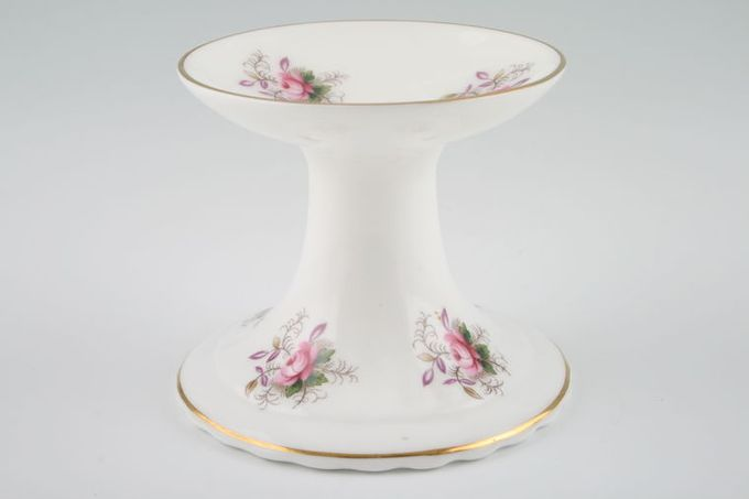"Royal Albert Lavender Rose Candlestick 2 7/8"""