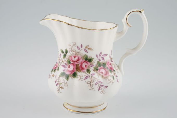 Royal Albert Lavender Rose Cream Jug 1/4pt