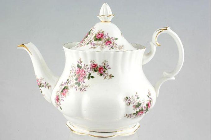 Royal Albert Lavender Rose Teapot 2 1/2pt