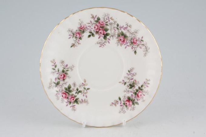 Royal Albert Lavender Rose Breakfast Saucer 6 1/4""