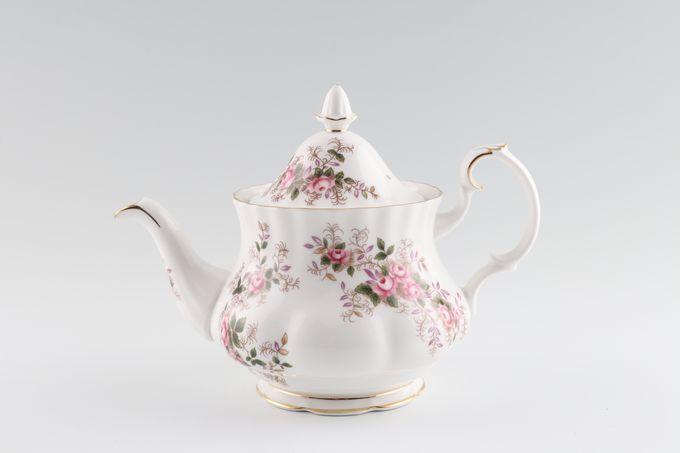 Royal Albert Lavender Rose Teapot 3/4pt
