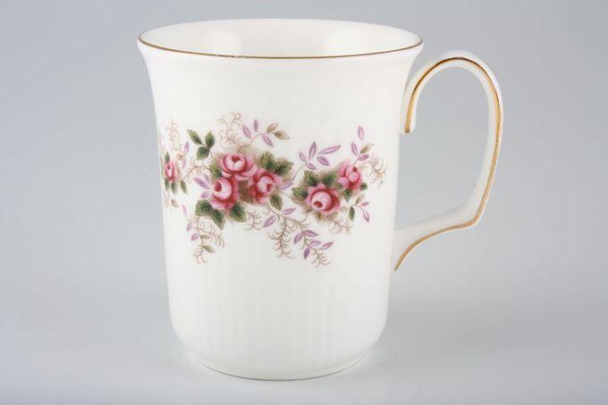 "Royal Albert Lavender Rose Mug 3 3/8 x 3 3/4"""