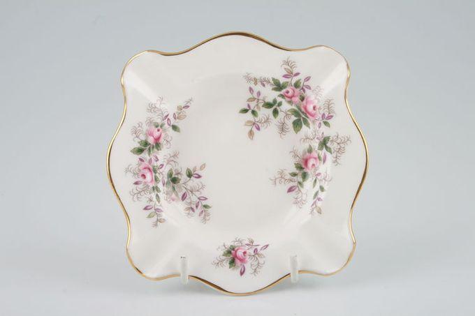 "Royal Albert Lavender Rose Ashtray 4 3/4 x 4 3/4"""