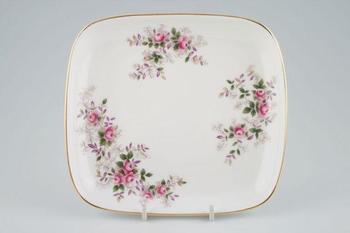 "Royal Albert Lavender Rose Dish (Giftware) 6 5/8 x 6"""