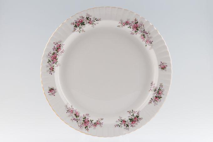 "Royal Albert Lavender Rose Platter round 13 1/4"""