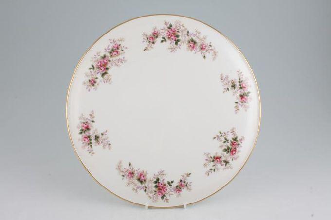 "Royal Albert Lavender Rose Gateau Plate 11"""